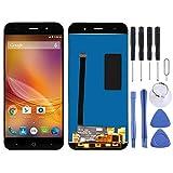 YANTAIAN Piezas de reparación de teléfonos celulares Montaje Completo de Pantalla LCD y digitalizador para ZTE Blade X7 V6 T660 T663