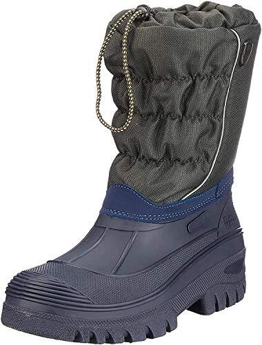CMP Unisex Hanki Bootsportschuhe, Schwarz (Jungle U940), 34 EU