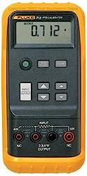 Fluke 712 RTD Process Calibrator, 4000 ohms Resistance