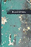 Blackpool Notebook: Special Gift for Blackpool Citizens, Travellers and Lovers, 100 Timeline Pages of High Quality, 6'x9', Premium Matte Finish