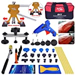 AUTOPDR 40pcs DIY Paintless Dent Removal Tool Kit