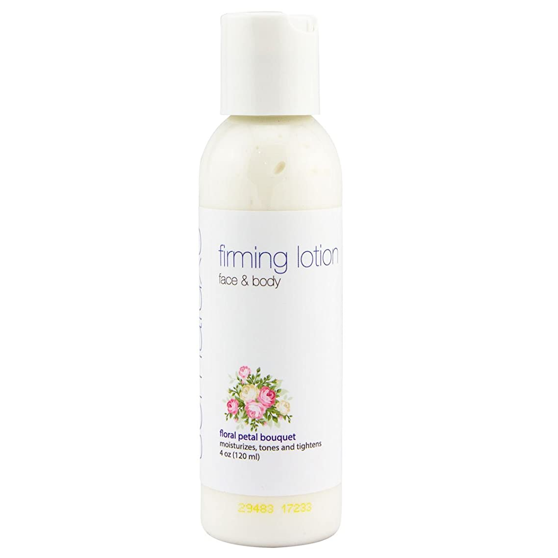 Somaluxe Organic Firming Lotion w/Collagen, CoQ10 and Vitamin C   For Face & Body   Made in the USA