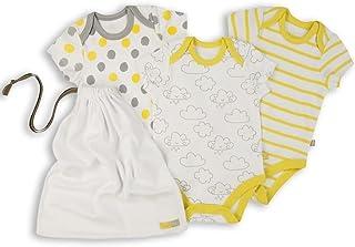 The Essential One - Paquete de 3 Body Bodies para bebé