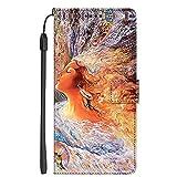 S-M13 Funda para Samsung Galaxy NOTE4 Funda Flip Cuero de la PU + TPU de Silicona Protección Case Cover