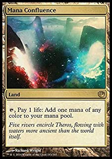 Magic: the Gathering - Mana Confluence (163/165) - Journey into Nyx - Foil