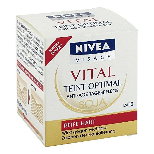 Nivea Visage VITAL TEINT OPTIMAL Intensive Tagespflege
