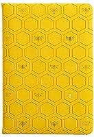 ニートTidyのA5スケジュール帳クリエイティブノートブックポータブルシンプルプランブックグリッドブック(カラー:パープル) RTUTUR (Color : Yellow)