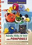 Serie Pompones nº 1. ANIMALES FÁCILES DE HACER CON POMPONES (Cp - Serie Pompones (drac))