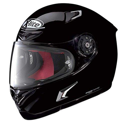 X-Lite X-802R Start - Integralhelm, Farbe schwarz, Größe S (55/56)