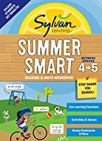 SUMMER SMART WKBK 4 & 5 (SYLVAN BEGINNER WORKBOOK)