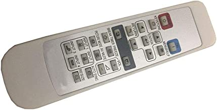 Easy Replacement Remote Control for Sharp XR-20S XR-1S XG-C430X XG-C50XE DLP Projector