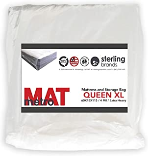 Resilia - Mattress Bag for Moving and Storage, Super Thick, Queen XL