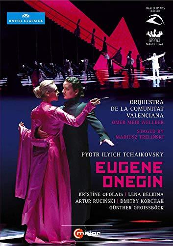 Tchaikovsky: Eugene Onegin Valencia 2011 Kristine Opolais,