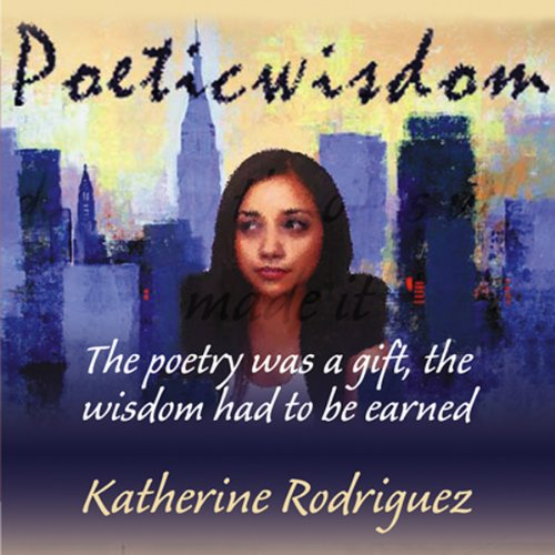 Poetic Wisdom audiobook cover art