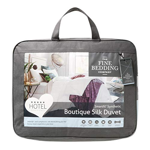 The Fine Bedding Company Silk King Size Duvet 10.5 Tog - Boutique Collection