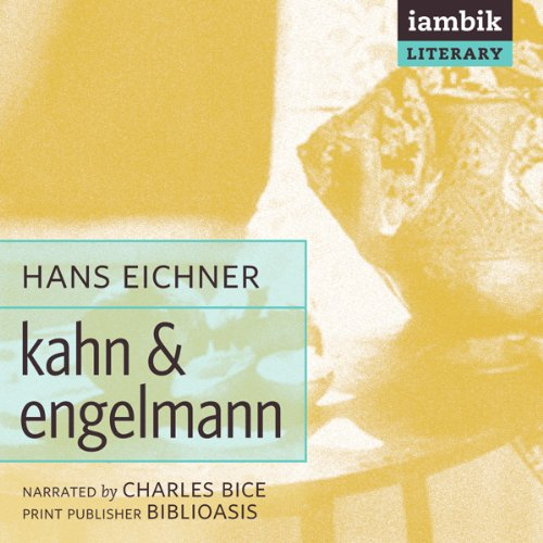Kahn & Engelmann audiobook cover art