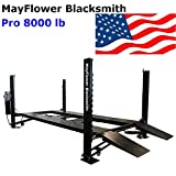 Mayflower Blacksmith Four Post Lift car Lift...