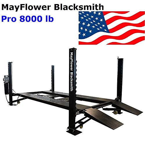 Mayflower Blacksmith Four Post Lift