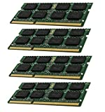 Hynix 3rd 32 GB de doble canal de 4 x 8 GB 204 pin DDR3-1866 SO-DIMM(1866 mhz, PC3L-14900S, CL13) compatible con Apple iMac Retina 68.58 cm 5 K (finales de 2015)