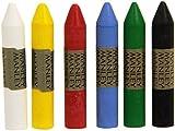 Manley 106 - Ceras, 6 unidades, multicolor