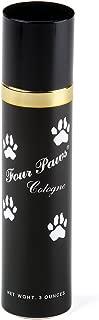 Four Paws Pet Cologne Brut Scent 3oz Blk