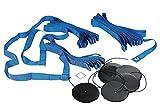 schiavi sport - art 2839, delimitazione campo beach volley-beach tennis