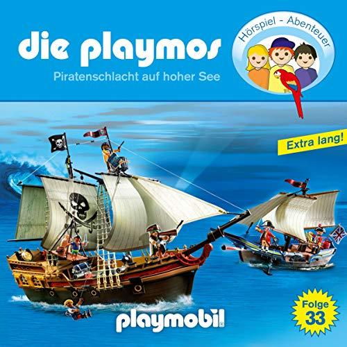 Page de couverture de Piratenschlacht auf hoher See