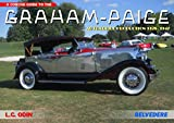 Graham-Paige: Automobile production 1928-1947 (A concise guide to Book 1) (English Edition)