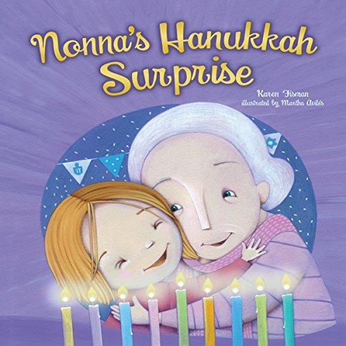 Nonna's Hanukkah Surprise copertina