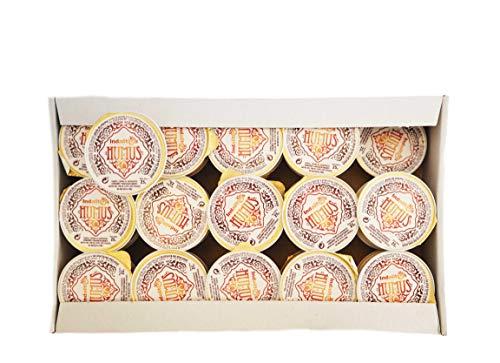 Indalitos - Paté (Hummus, Bandeja 30 Monodosis 25gr)