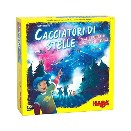 Cazadores de estrellas, juego de mesa en italiano