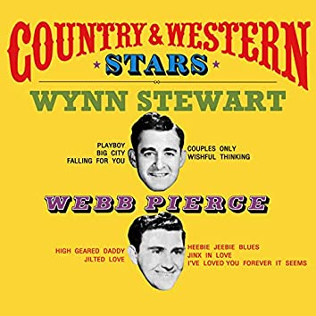 In Person: Country & Western Stars Wynn Stewart & Webb Pierce