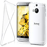 MoEx® Ultra-Clear Case [transparent] to fit HTC One M9