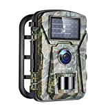 APEMAN Trail Camera 16MP 1080P No-Glow Infrared...