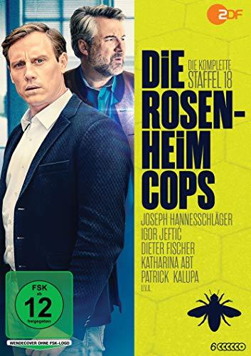 Die Rosenheim-Cops - Die komplette Staffel 18 [6 DVDs]