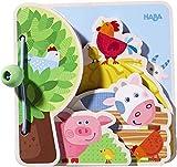 HABA 300556 - Babybuch Bauernhoffreunde
