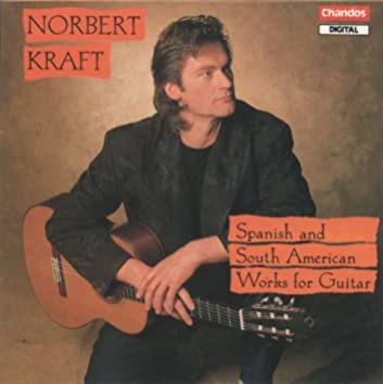 Spanish and South American Works for Guitar