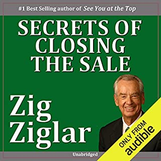 Secrets of Closing the Sale cover art