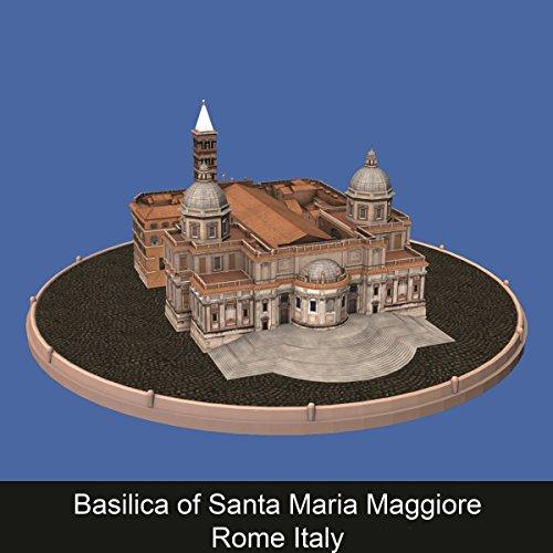 Basilica of Santa Maria Maggiore Rome Italy (ENG) copertina
