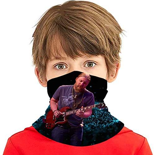 XCNGG Babero de Seda de Hielo Adolescente Tedeschi Trucks Pañuelo Facial Pañuelo para el Cuello Pañuelo Facial Pasamontañas para máscara Antipolvo Hombres Mujeres Deportes/Al Aire Libre bufand