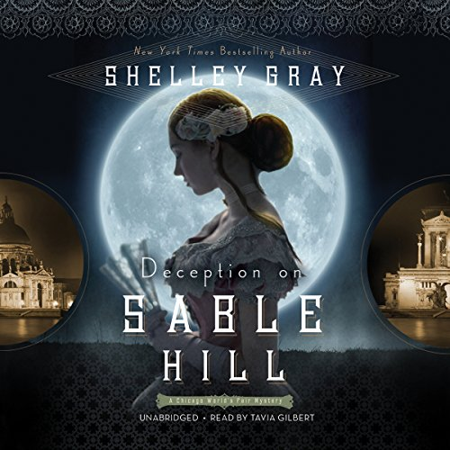 Deception on Sable Hill audiobook cover art