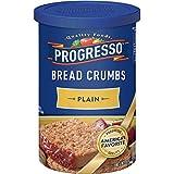 Progresso Plain Bread Crumbs, 8 oz (Pack of 12)