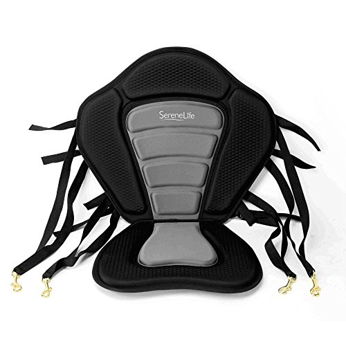 SereneLife SLSUPST15 Serene Life - Detachable Paddle-Board...