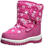 CIOR Winter Snow Boots for Boy and Girl Outdoor Waterproof with Fur...