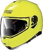 Nolan Unisex-Adult N100-5 Helmet, Fluorgeel, M