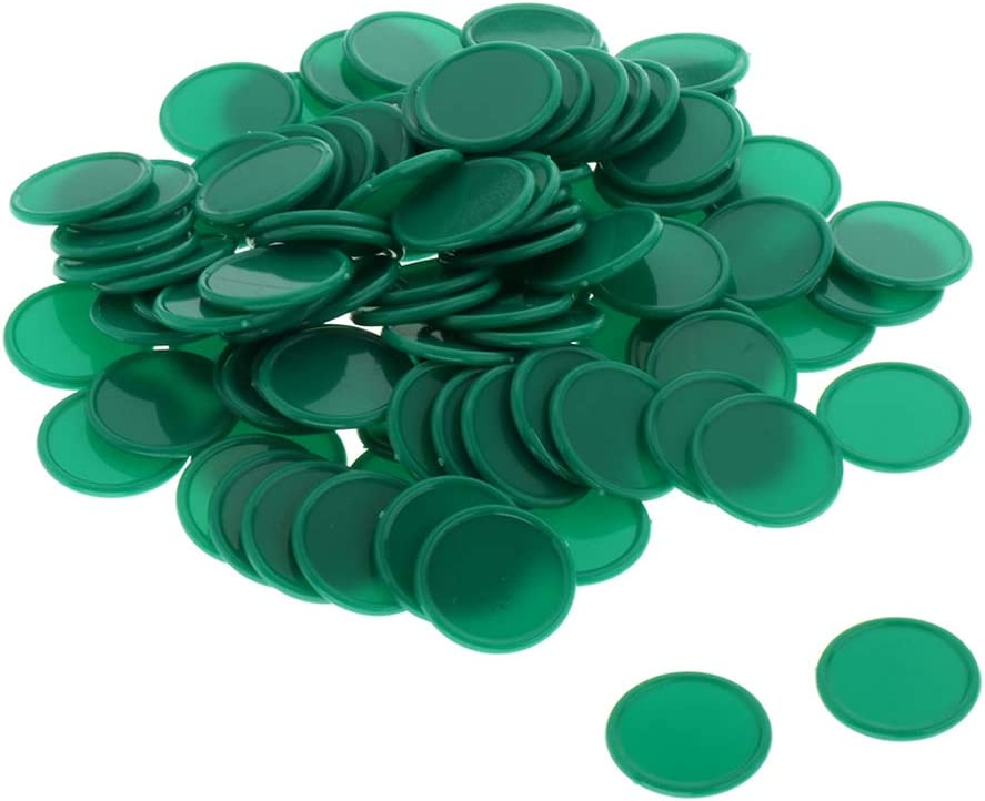 gaixample.org Toys & Games Poker Chips Black Hellery 100 Pcs Count ...