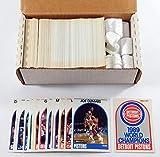 1989-90 Hoops Basketball Set (352) David Robinson SP RC Michael Jordan Nm-Mt