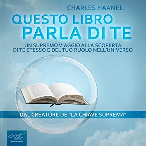 Questo libro parla di te [A Book About You] audiobook cover art