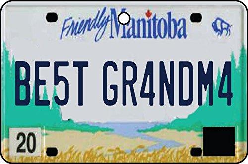 Ali Air Freshener Manitoba - Best Grandma Nummernschild Auto Lufterfrischer