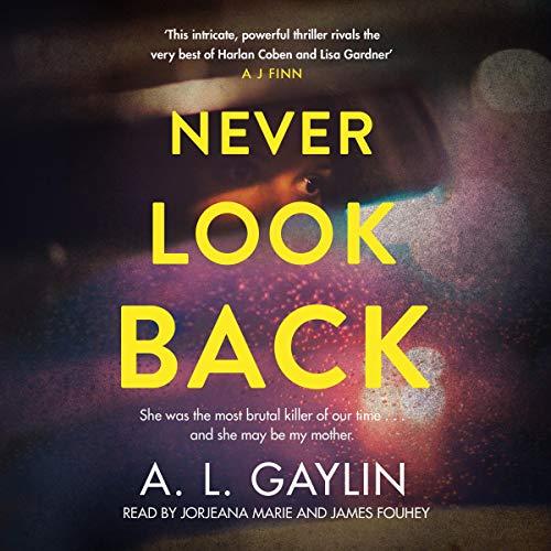Couverture de Never Look Back